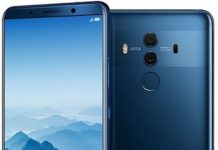 Huawei Mate 10 Pro coming soon