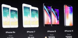 doanh số bán iphone